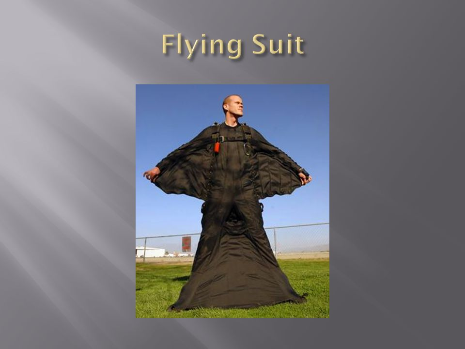 Flying Suit