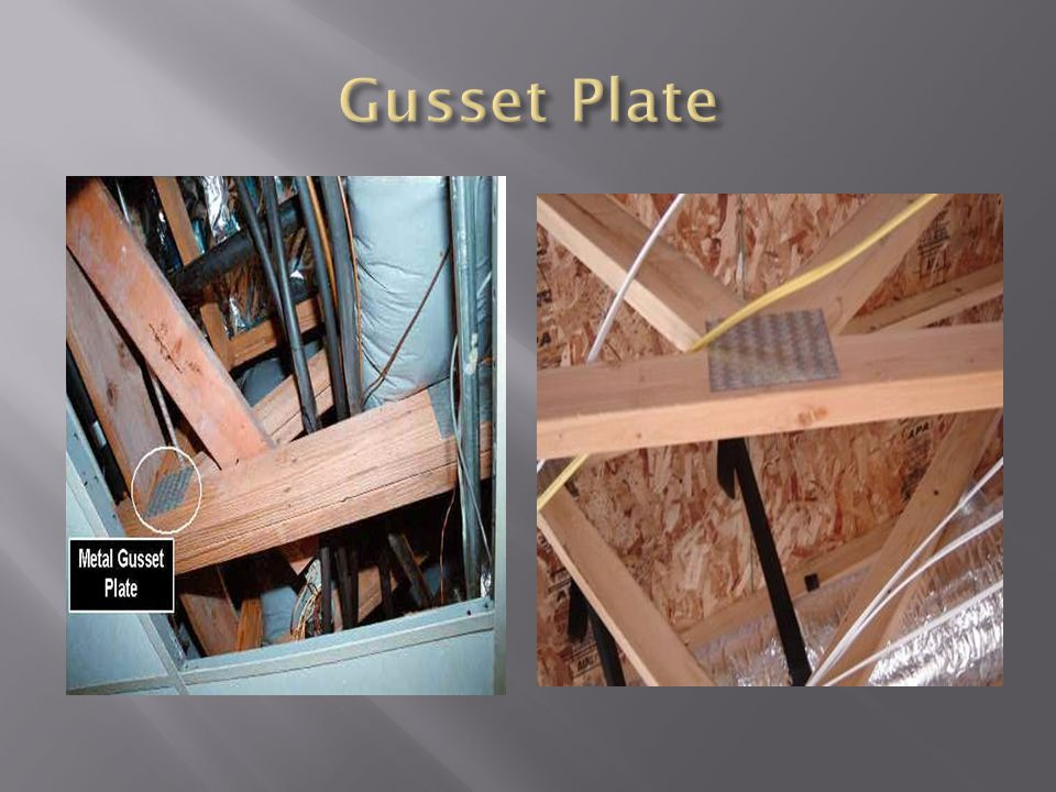 Gusset Plate