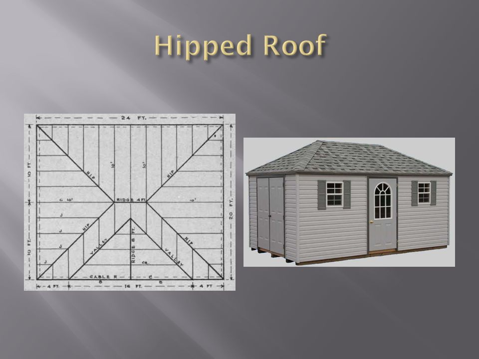 Hipped Roof
