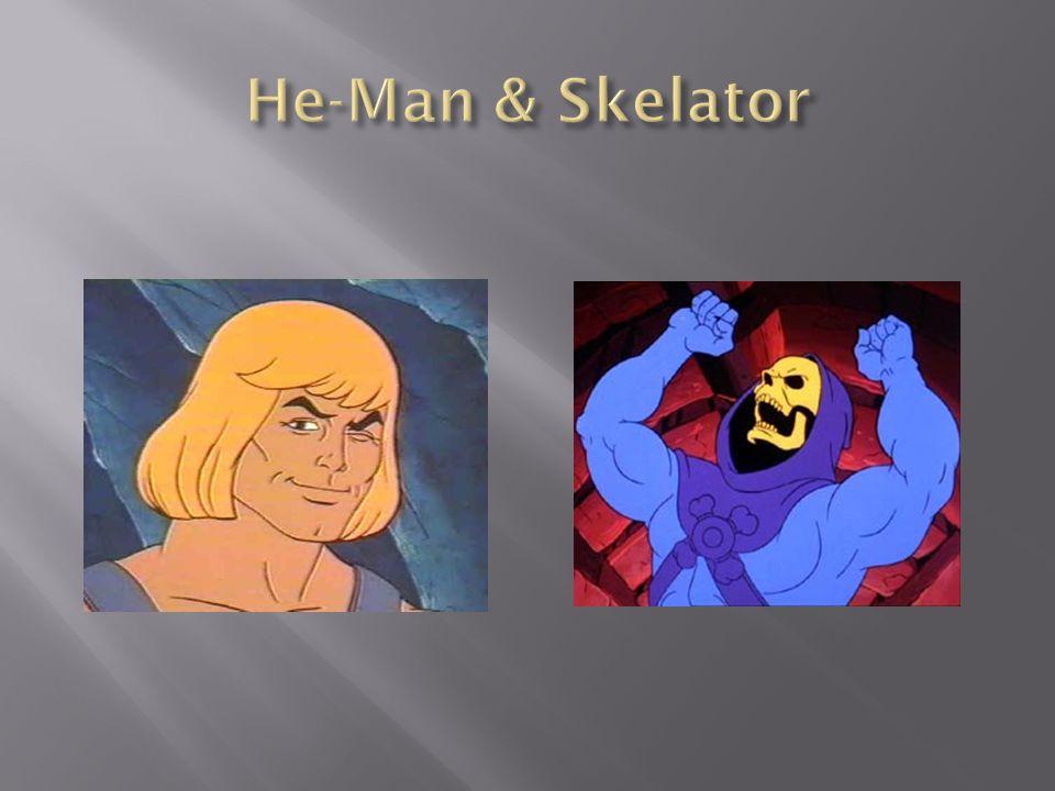 He-Man & Skelator
