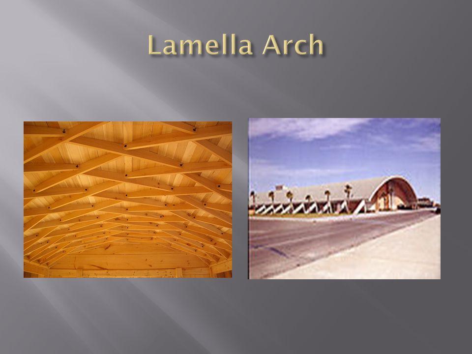 Lamella Arch