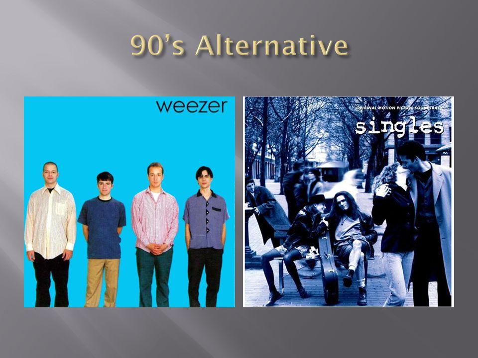 90's Alternative