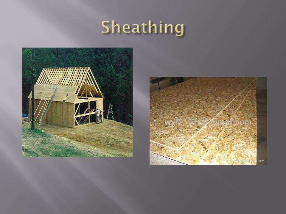 Sheathing
