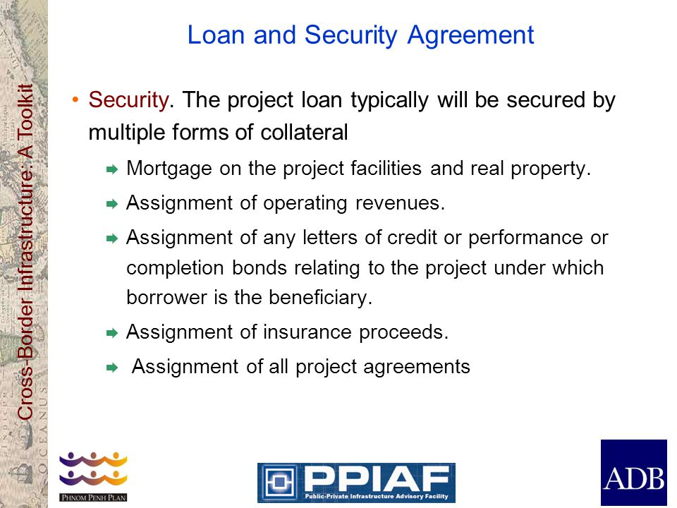 Loan and Security Agreement