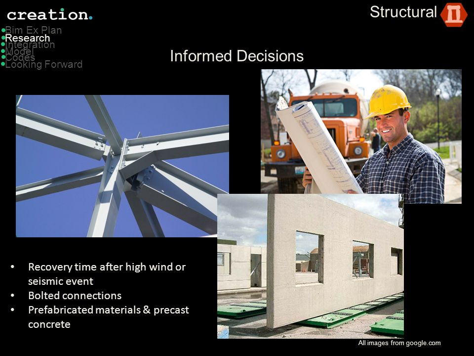 Structural Informed Decisions