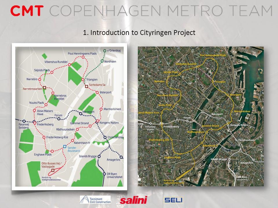 1. Introduction to Cityringen Project