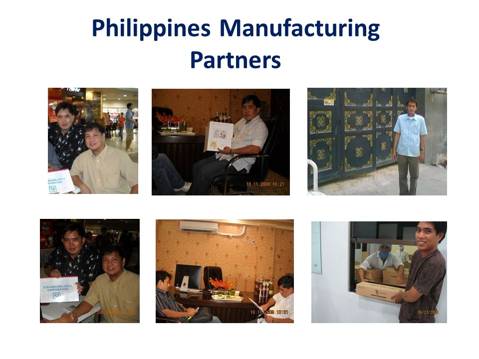 Philippines Manufacturing Partners