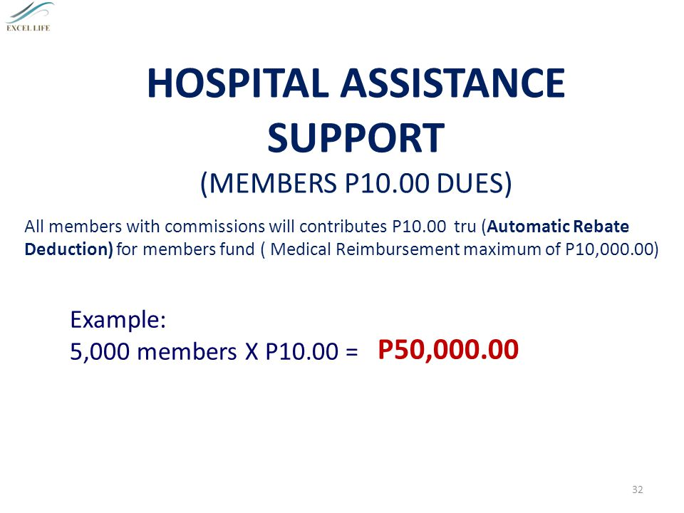 HOSPITAL ASSISTANCE SUPPORT