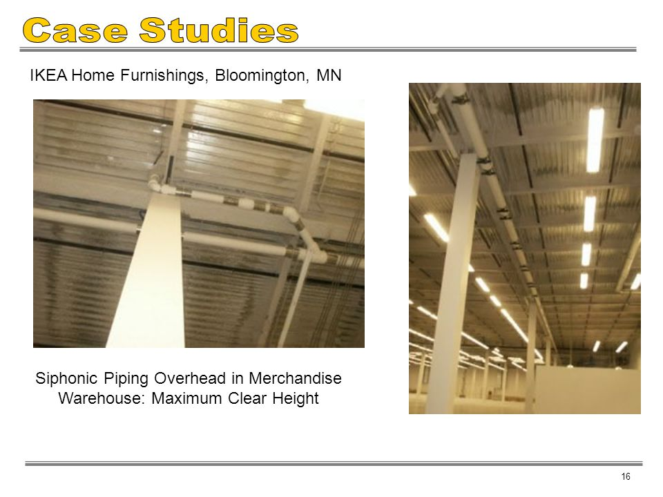 Case Studies IKEA Home Furnishings, Bloomington, MN