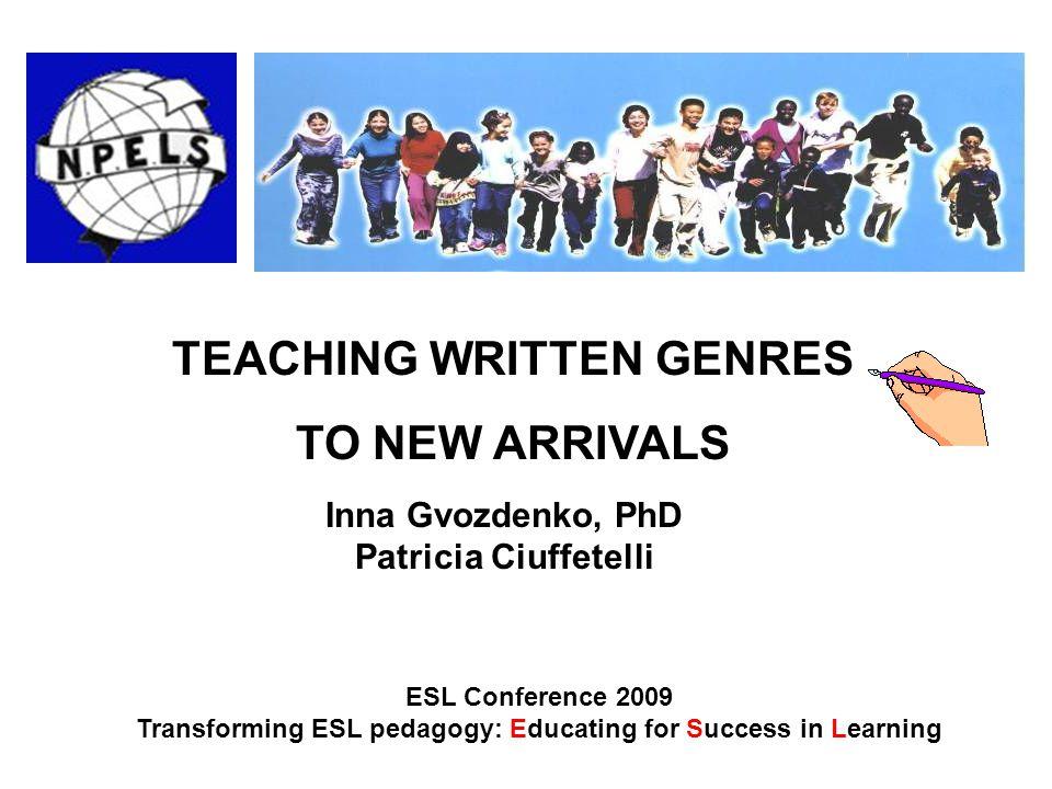 Inna Gvozdenko, PhD Patricia Ciuffetelli