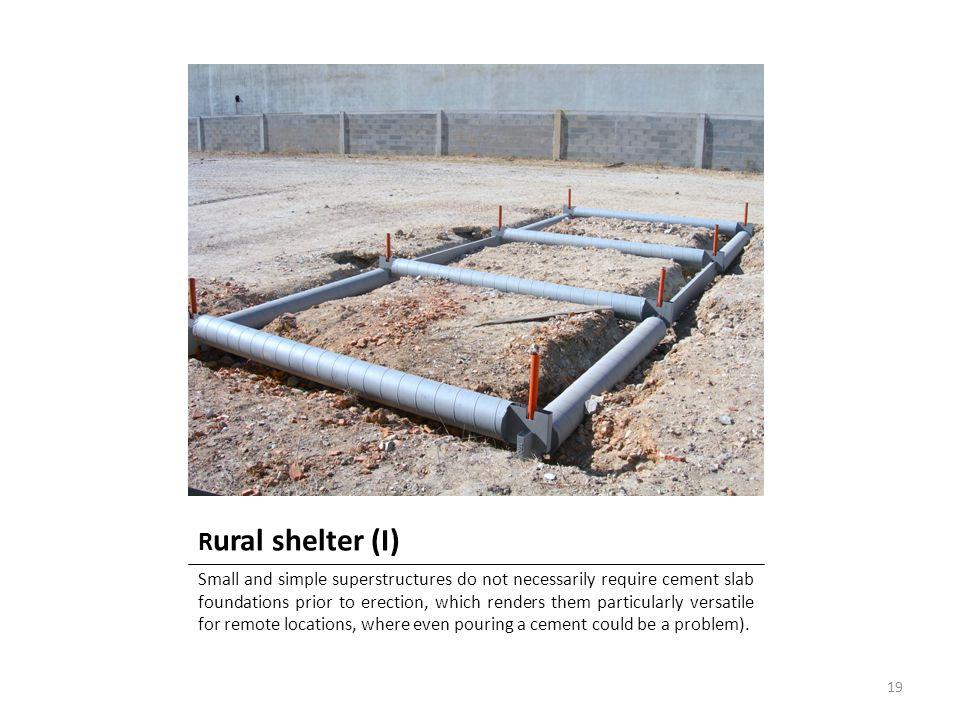 Rural shelter (I)
