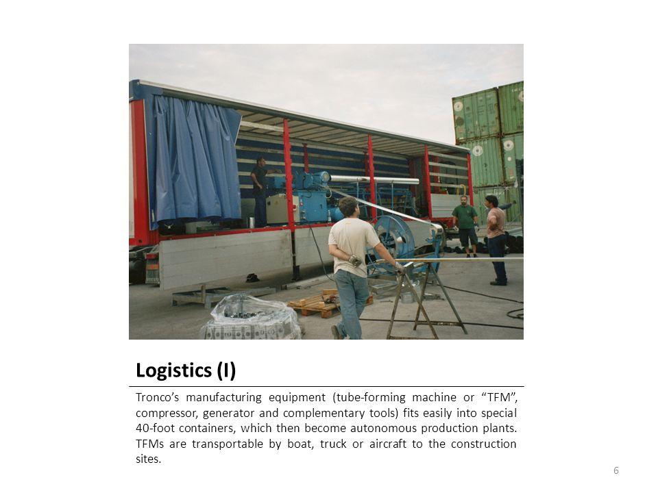 Logistics (I)