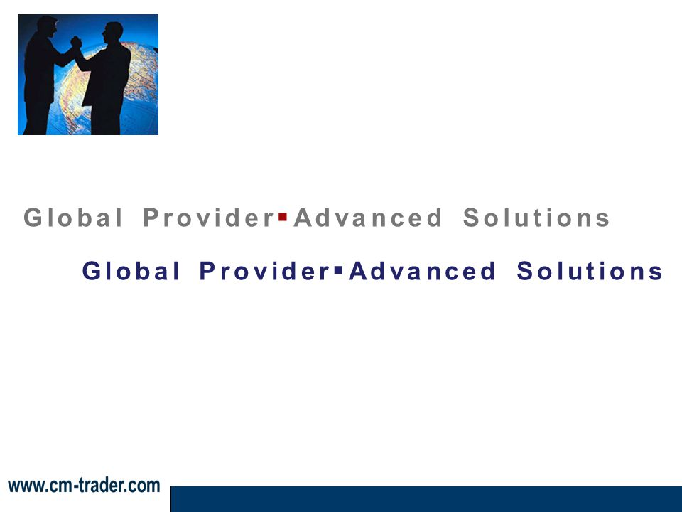 Global ProviderAdvanced Solutions