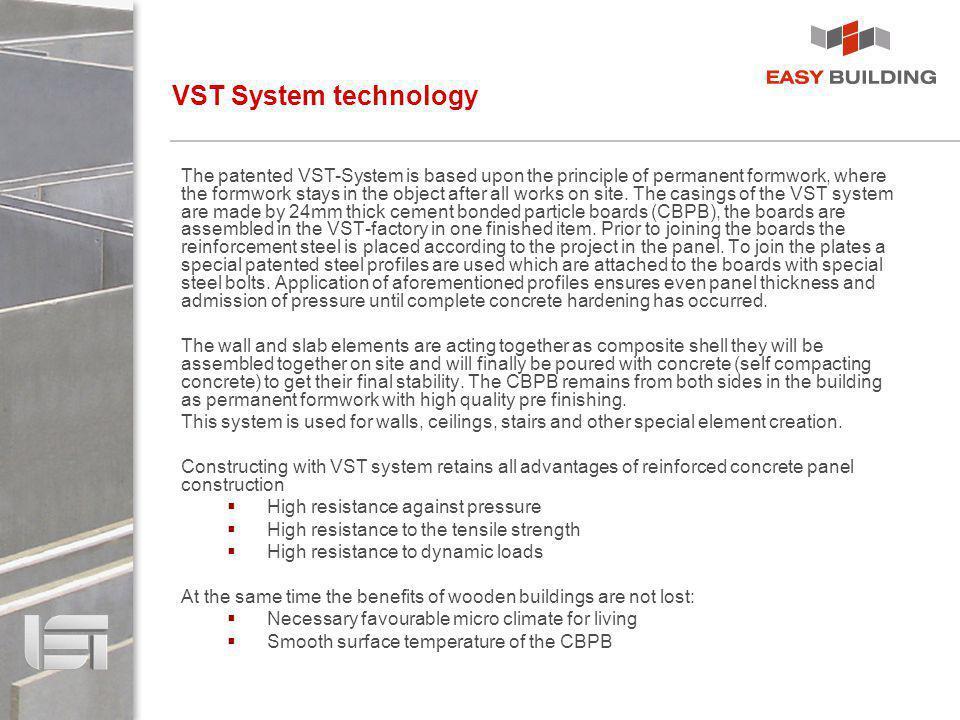 VST System technology