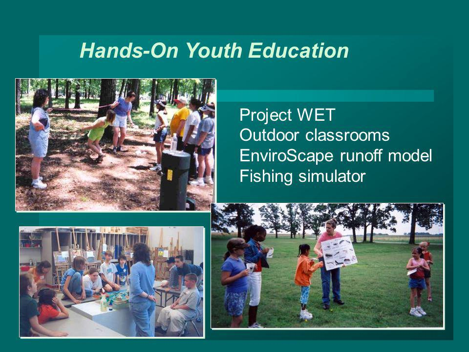 Hands-On Youth Education
