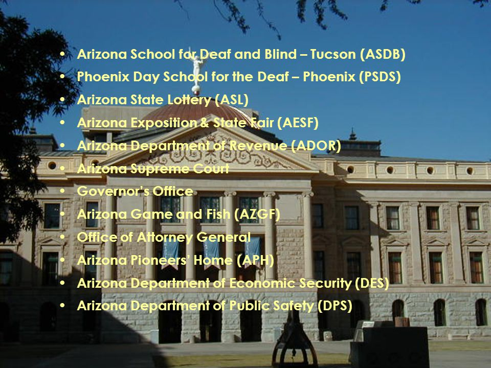 Arizona School for Deaf and Blind – Tucson (ASDB)