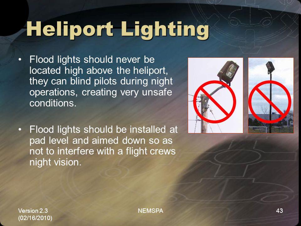 Heliport Lighting
