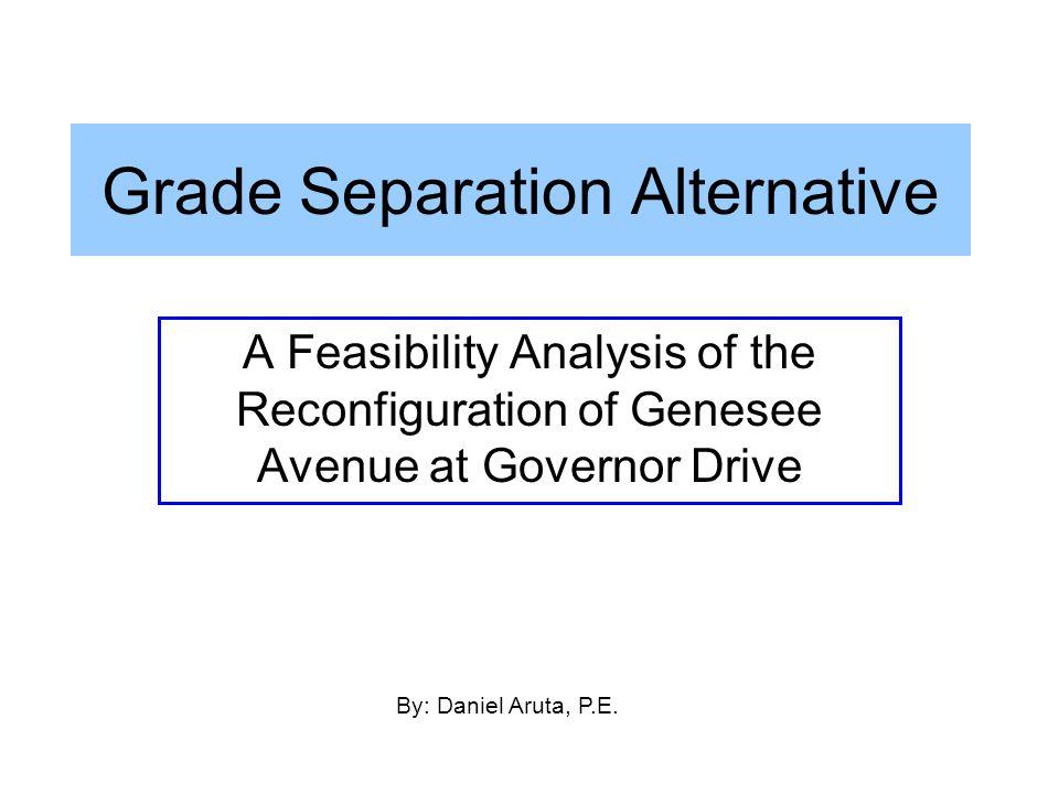 Grade Separation Alternative