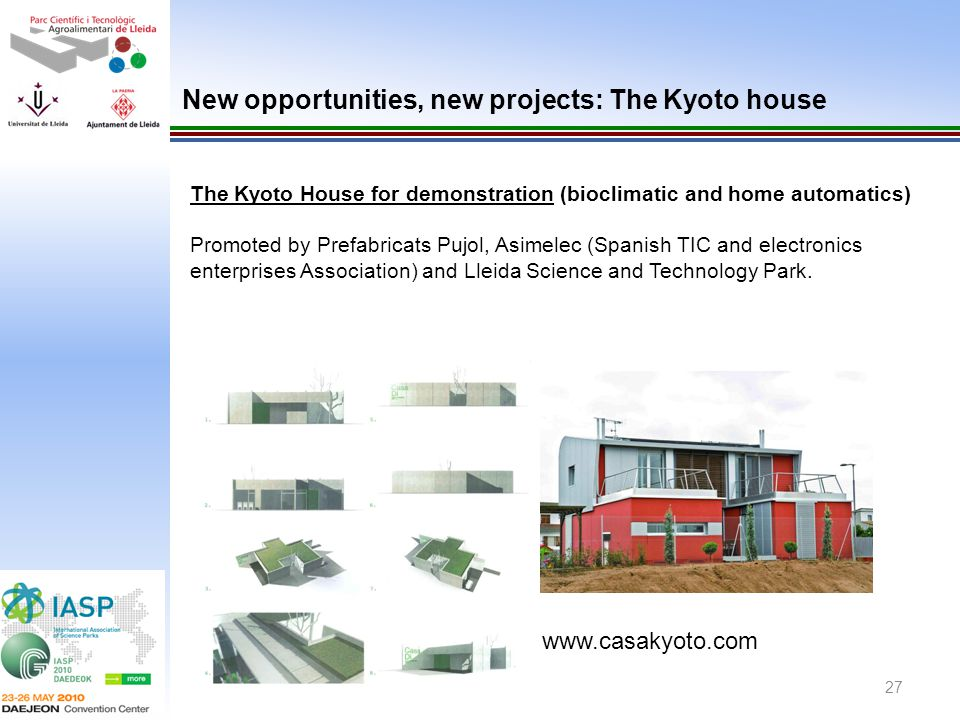 New opportunities, new projects: The Kyoto house