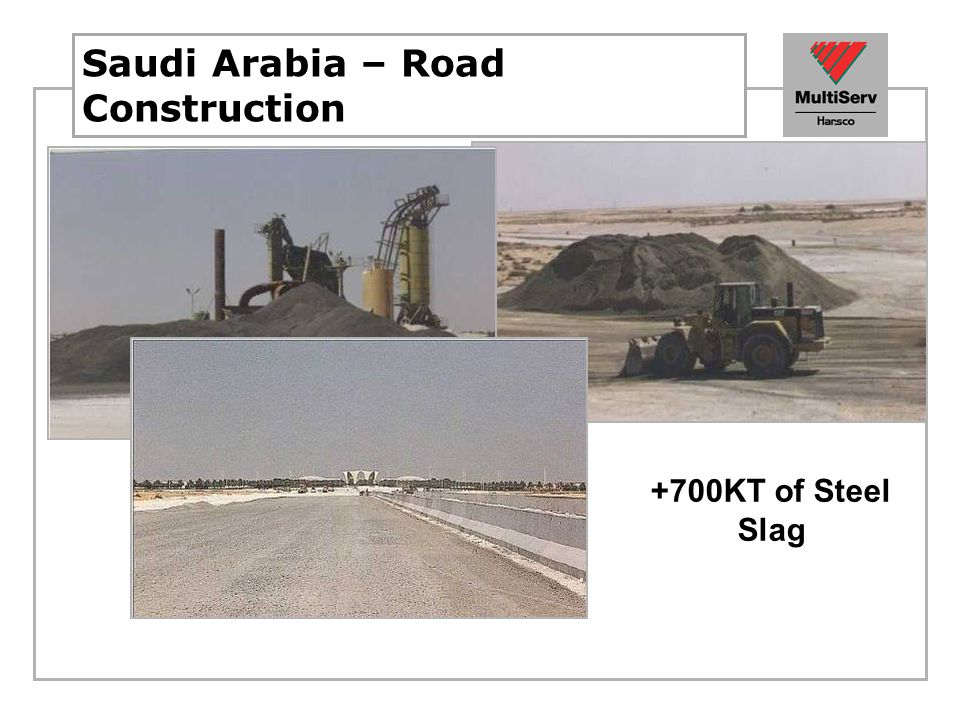 Saudi Arabia – Road Construction