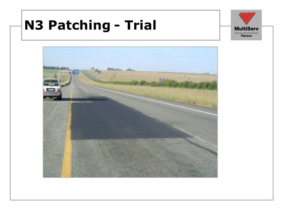 N3 Patching - Trial