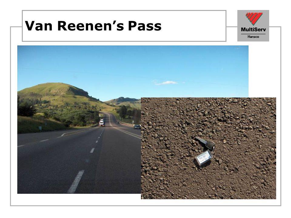 Van Reenen's Pass