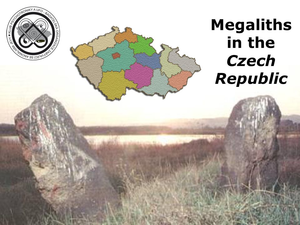Megaliths in the Czech Republic