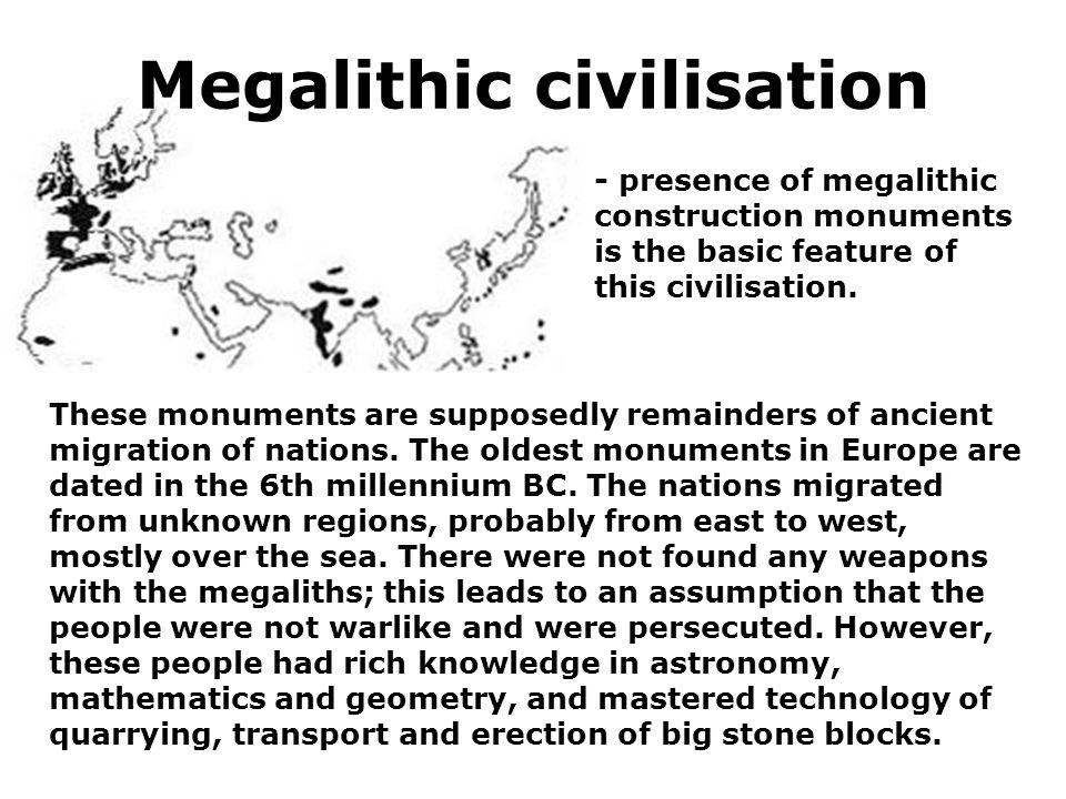 Megalithic civilisation