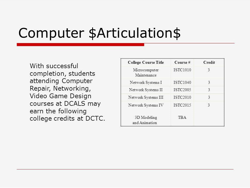 Computer $Articulation$