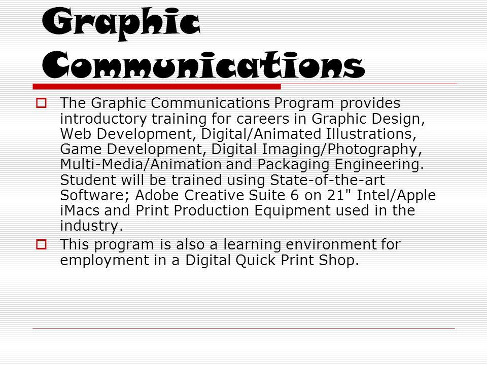 Graphic Communications