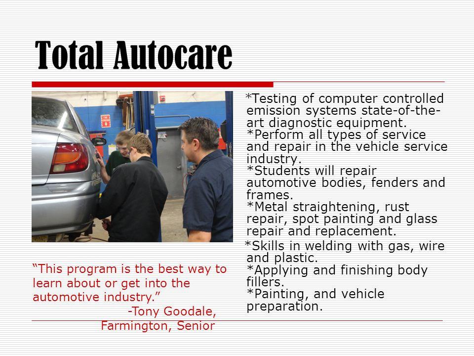 Total Autocare