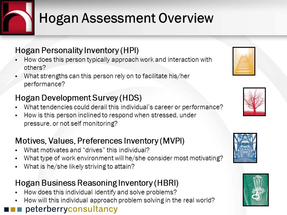Hogan Assessment Overview