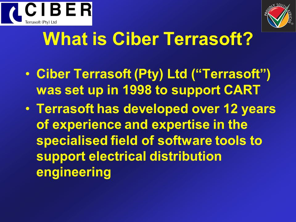 What is Ciber Terrasoft