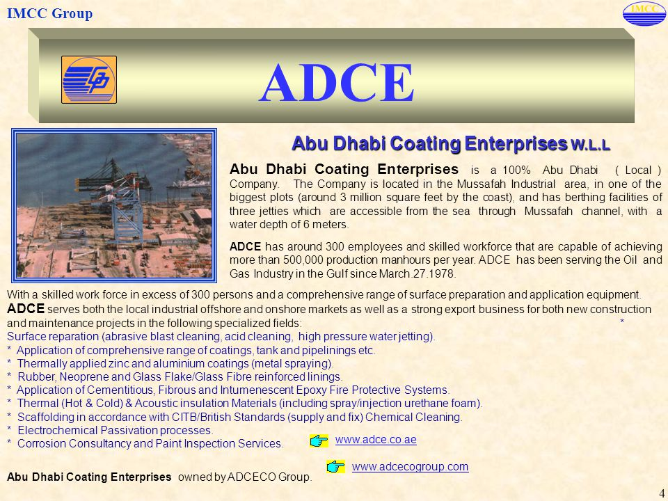 Abu Dhabi Coating Enterprises W.L.L