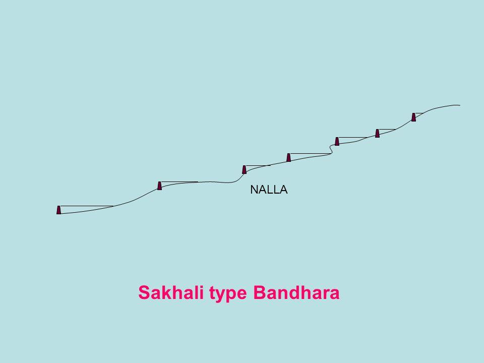 NALLA Sakhali type Bandhara