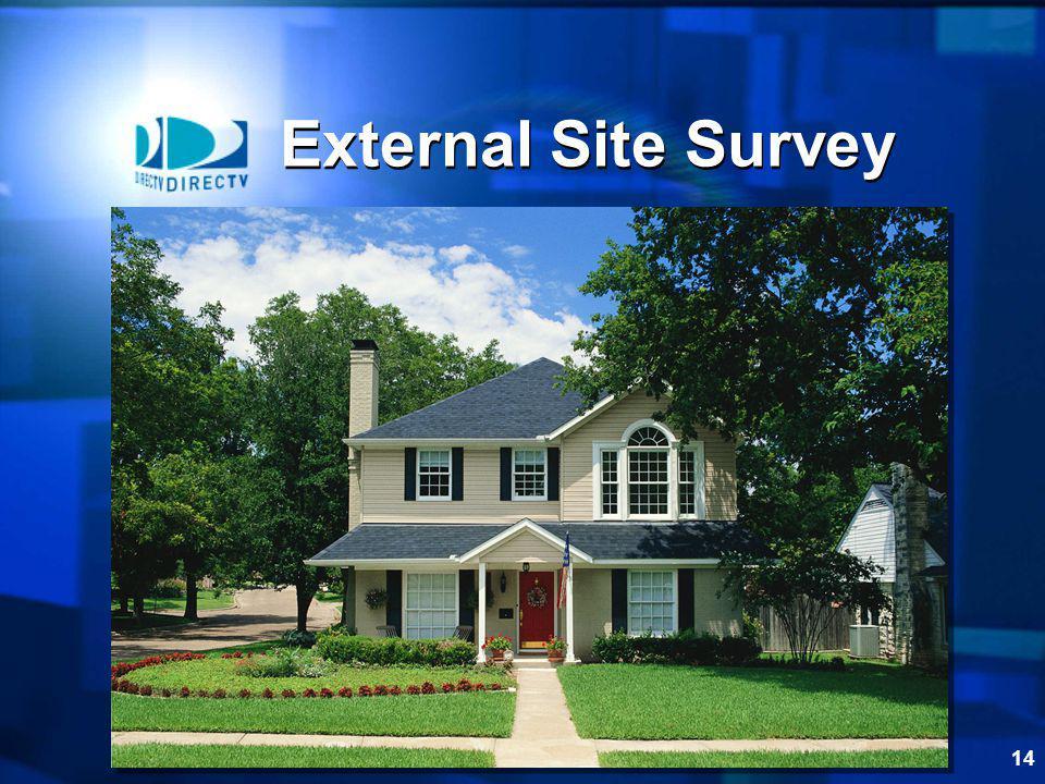External Site Survey