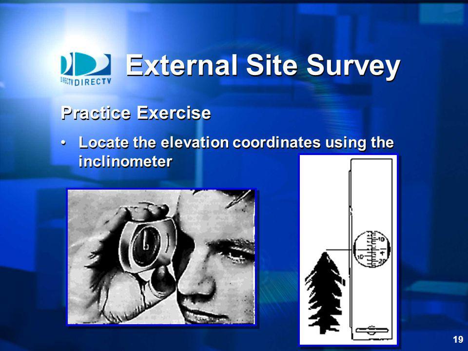 External Site Survey Practice Exercise