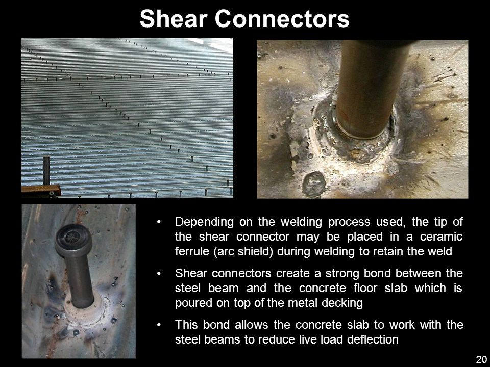 Shear Connectors