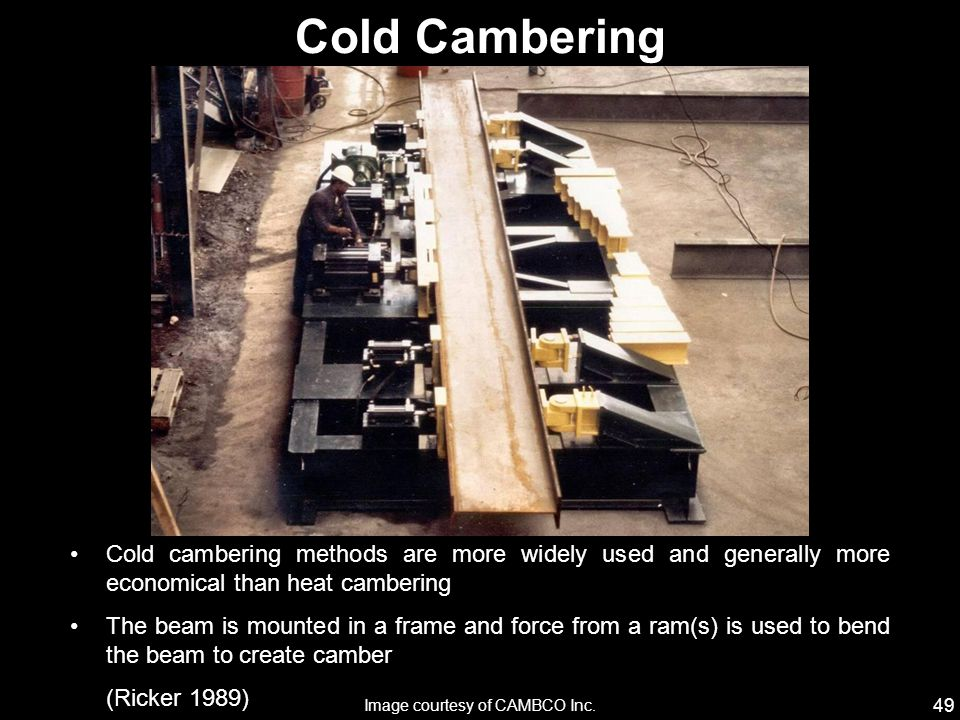 Image courtesy of CAMBCO Inc.