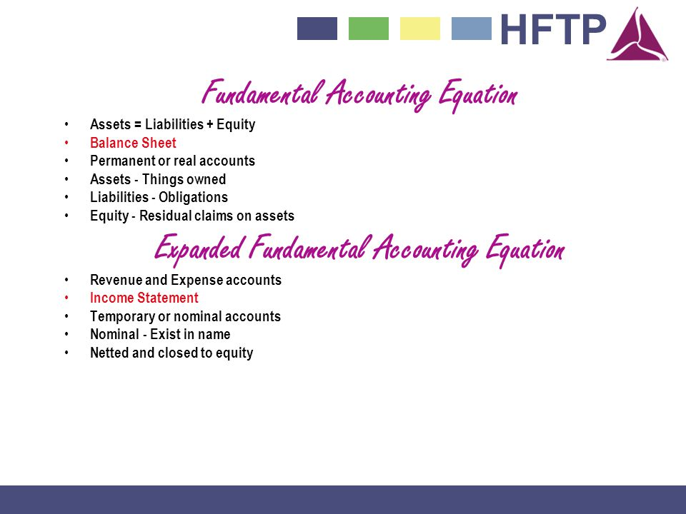Fundamental Accounting Equation Problems And Solutions