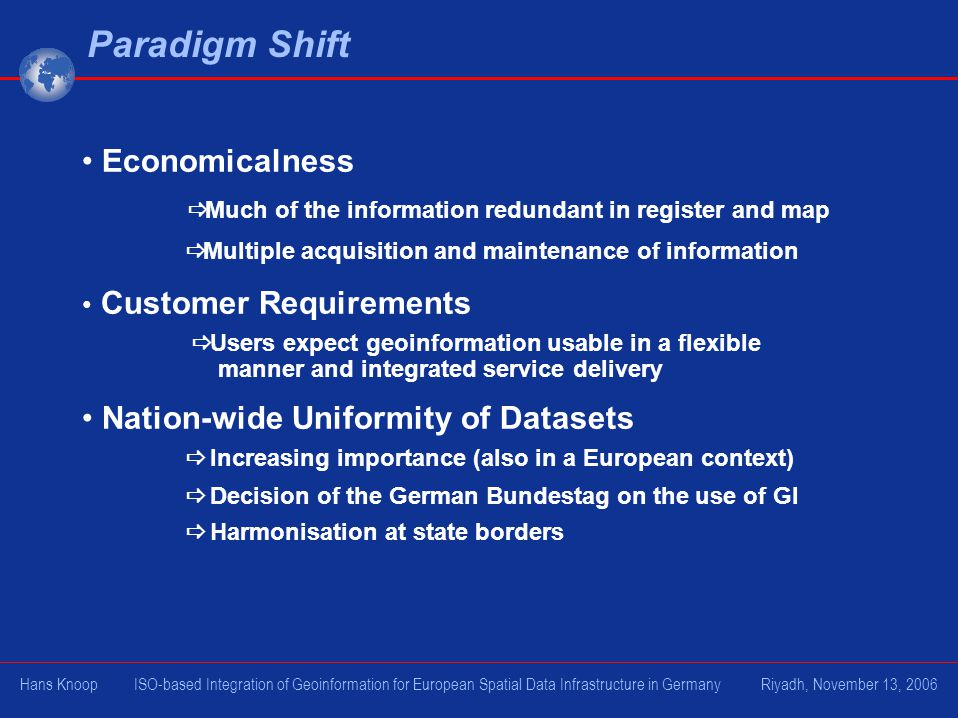 Paradigm Shift Economicalness