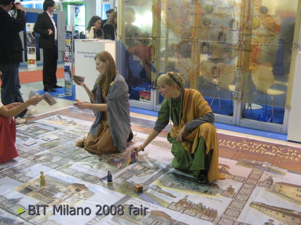 BIT Milano 2008 fair