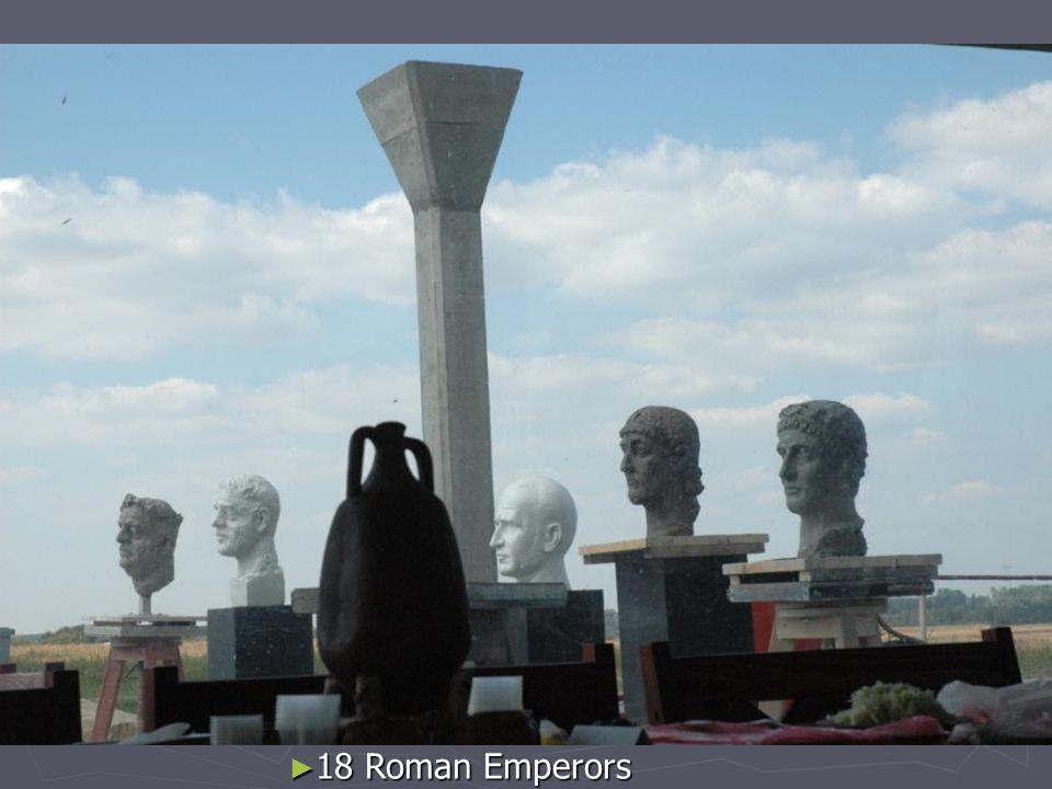 18 Roman Emperors