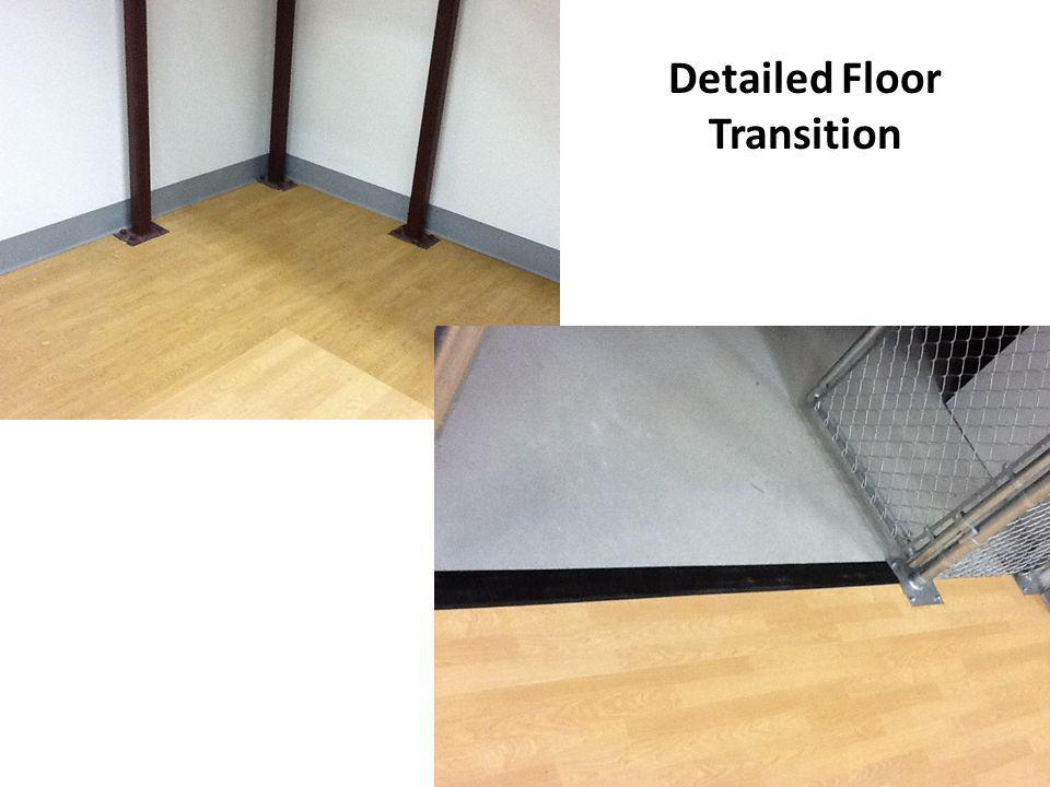 Detailed Floor Transition