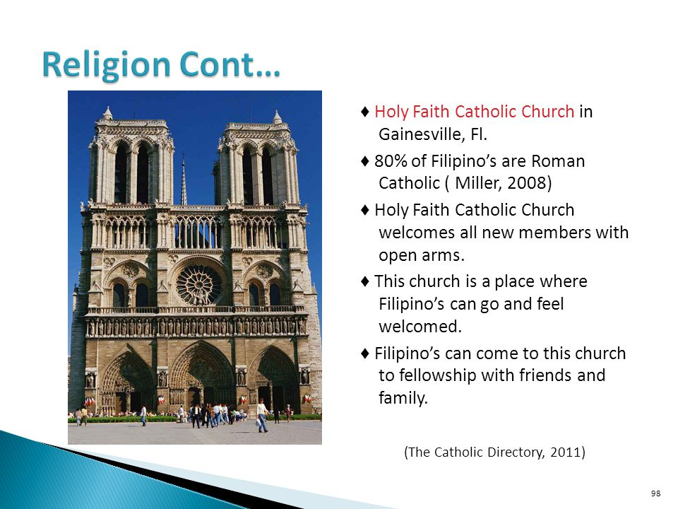 Religion Cont…