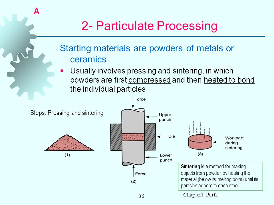 2- Particulate Processing