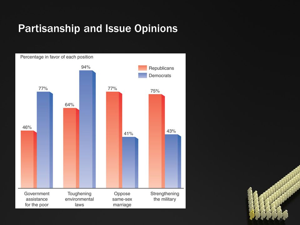 Partisanship and Issue Opinions