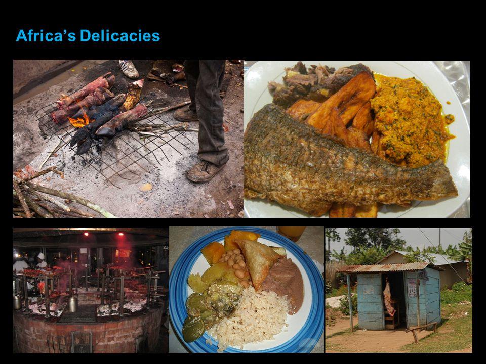 Africa's Delicacies
