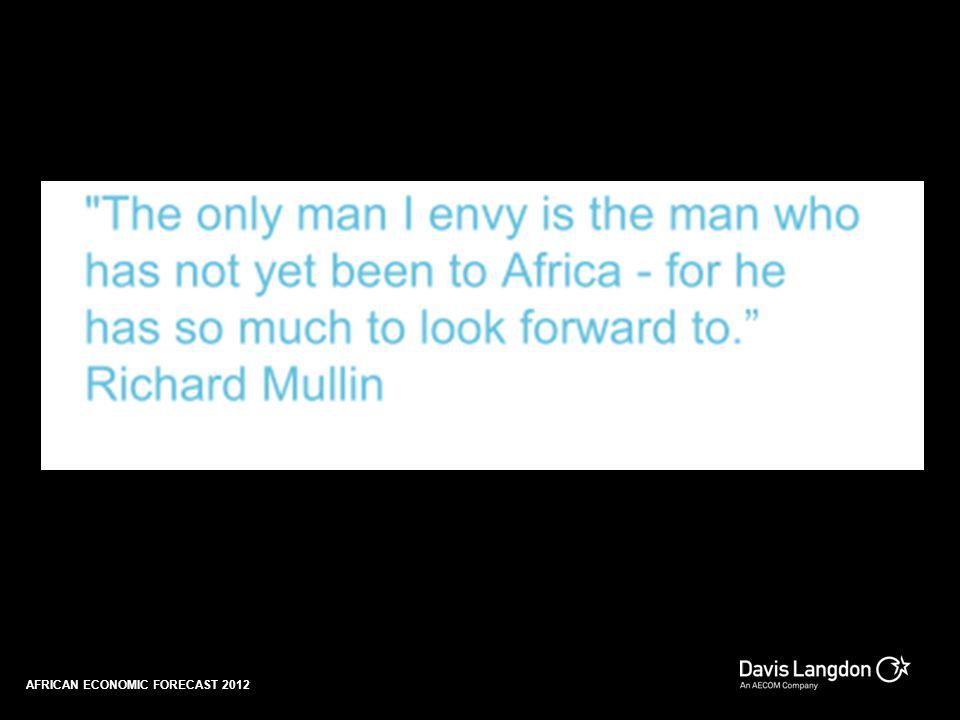 AFRICAN ECONOMIC FORECAST 2012