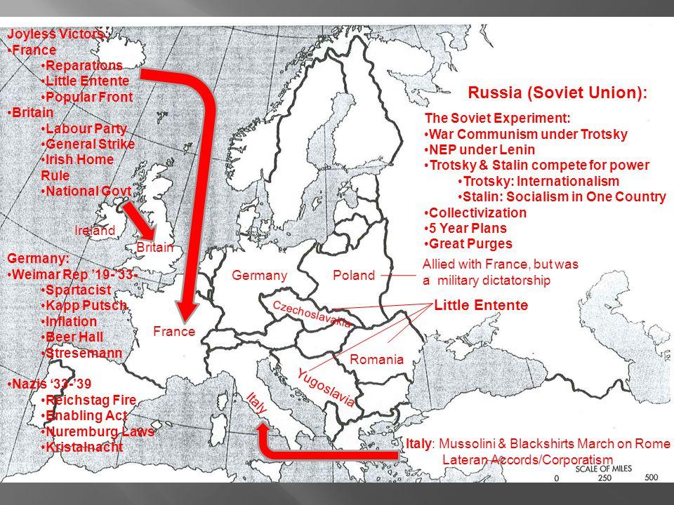 Russia (Soviet Union):